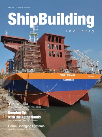 Industry 2017 Shipbuilding 4 By Finch Issue Yellowamp; iTOZuPkX