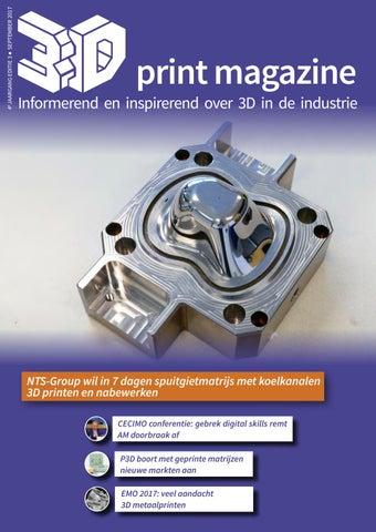 c34c5b720d858c 3D print magazine by 54U Media BV - issuu