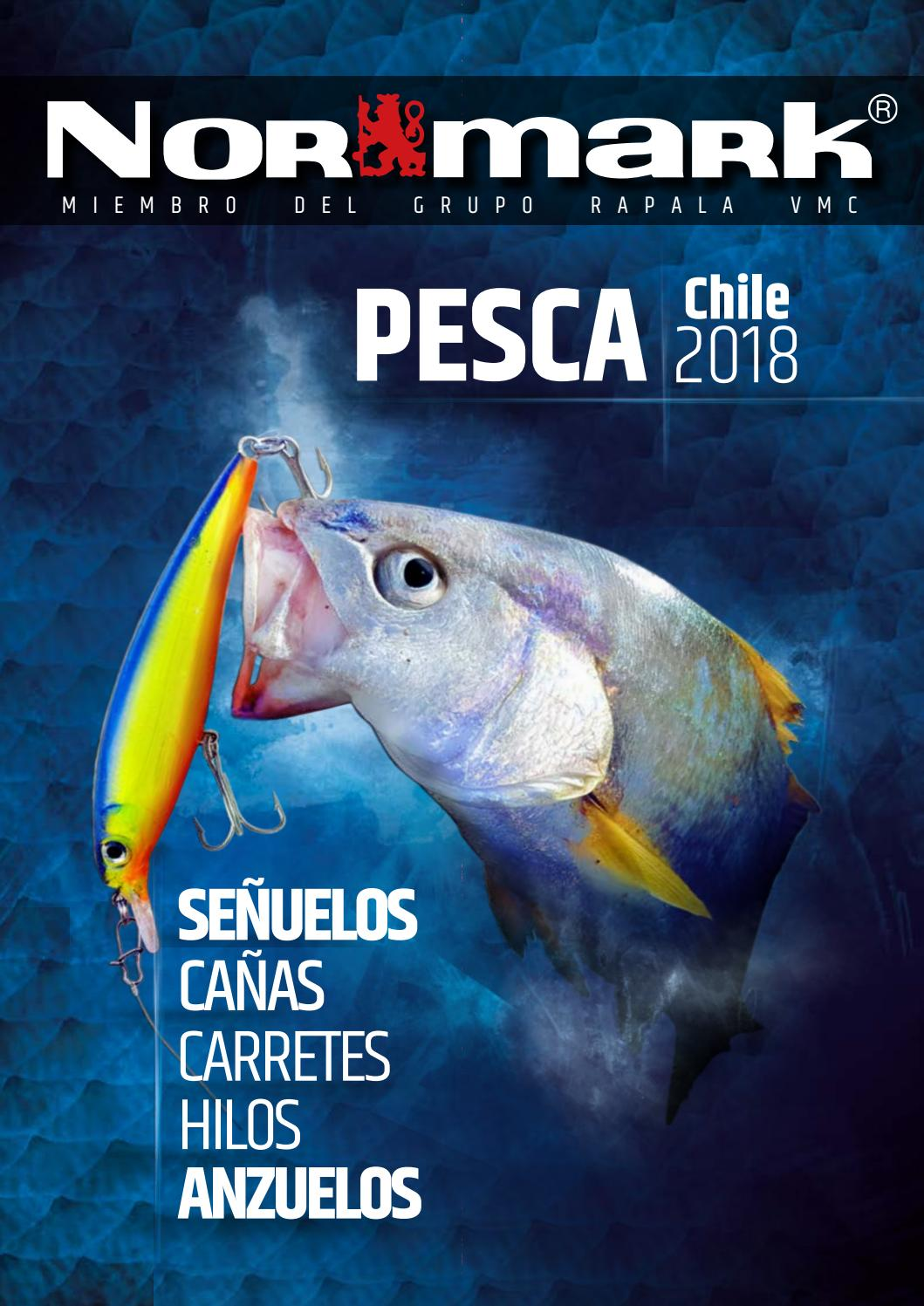 Catalogo Normark Chile Pesca 2018 by Normark Spain - issuu