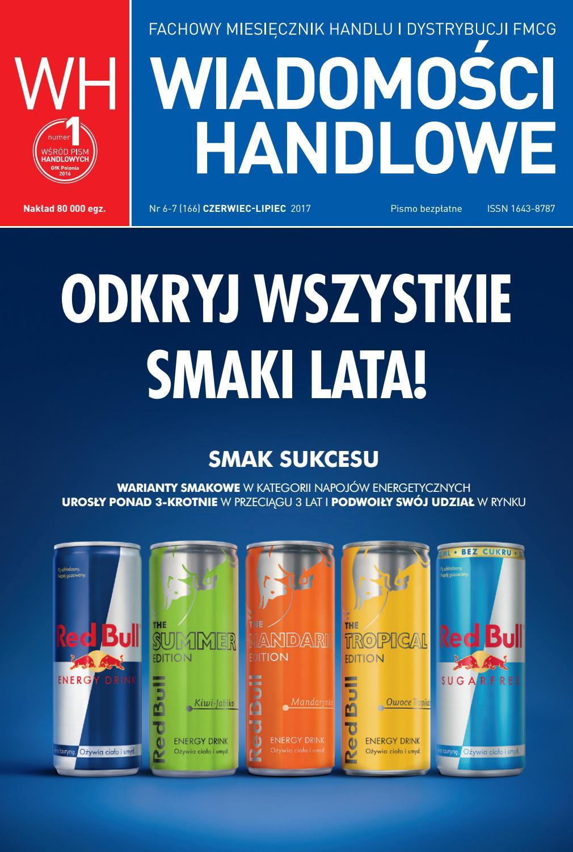 cała kolekcja zawsze popularny topowe marki Wiadomości Handlowe, nr 166, czerwiec-lipiec 2017 by ...