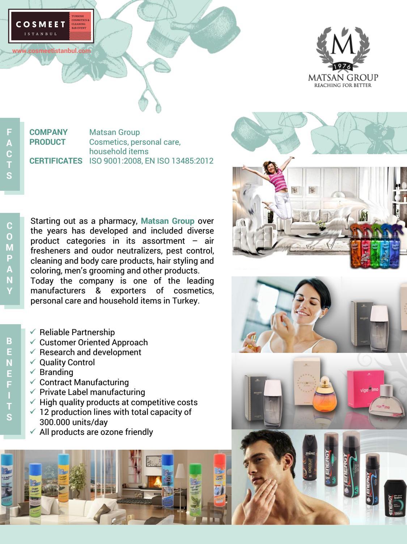 Turkish Cosmetics Producers by Gateway\u0026Partners - issuu