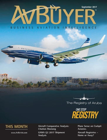 AvBuyer Magazine September 2017 by AvBuyer Ltd  - issuu