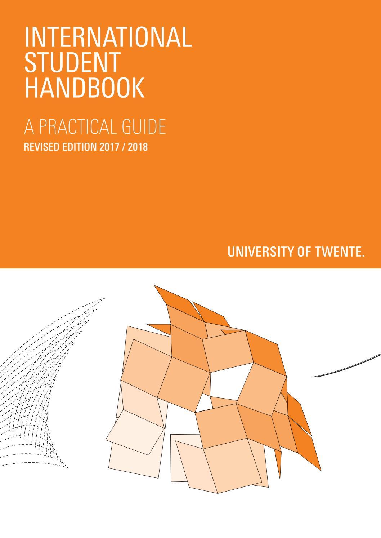 International Student Handbook University Of Twente By Utinternational Issuu