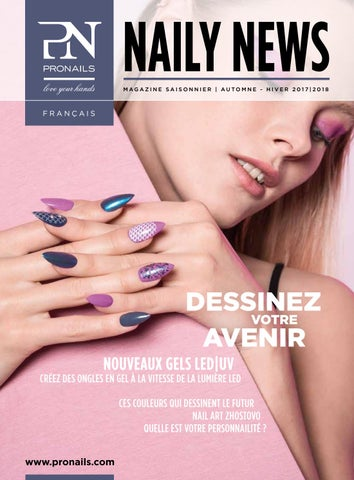 By Magazine 18 Naily Pronails fr News Aw17 Issuu 80nPkXwO