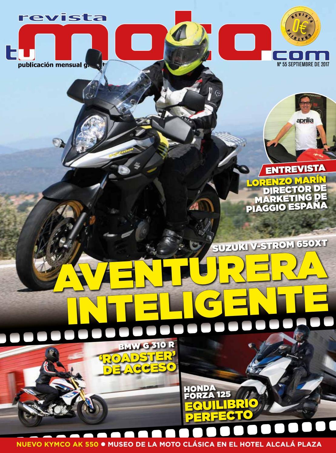 4b56caee8c9 Revista Tu moto 55 by Revista Tu moto - issuu