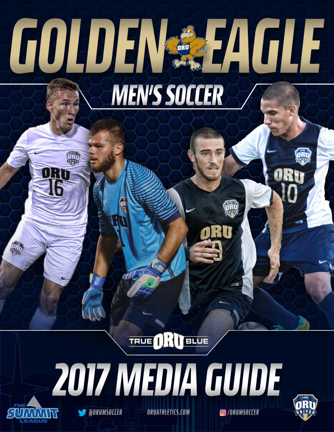 9fc93504 2017 ORU Men's Soccer Media Guide by ORU Athletics - issuu