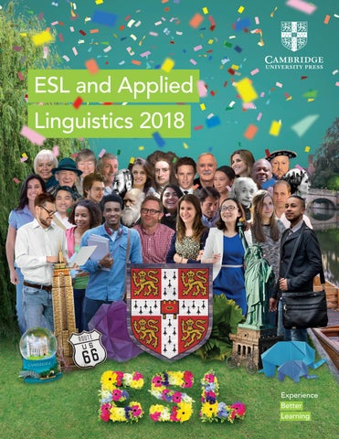 2018 ESL Cambridge University Press Catalogue US by Cambridge