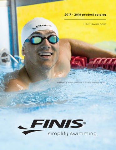 f50d096271 FINIS 2017-2018 Product Catalog by FINIS