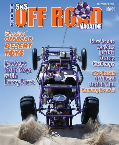 S S Off Road Magazine September 2017 By S S Off Road Magazine Issuu