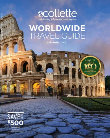 WORLDWIDE TRAVEL GUIDE 2018-2019 | VOL. 1