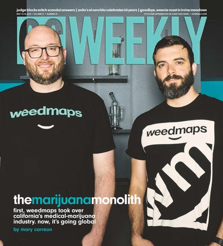 May 12, 2016 – OC Weekly by Duncan McIntosh Company - issuu