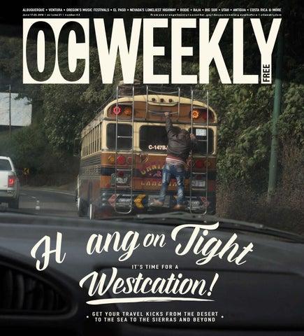 reputable site b161c 3c242 June 16, 2016 – OC Weekly by Duncan McIntosh Company - issuu
