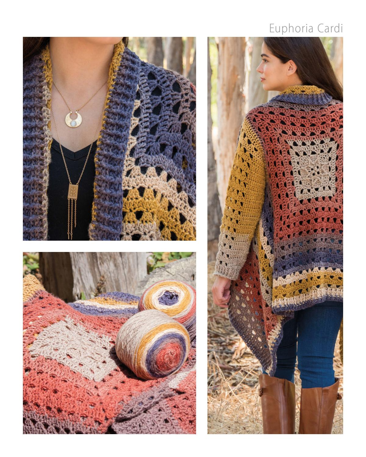 Annies Autumn Glow Crochet Pattern Collection 2017 By Annies Issuu