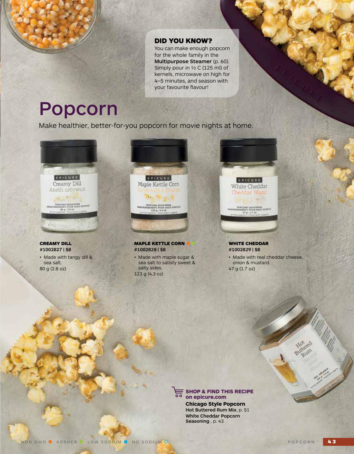S3 2017 Epicure Catalogue - Fall & Winter 2017 by Epicure