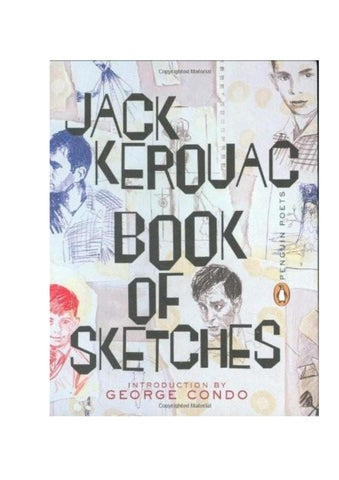 d27dfeb0698b4 BOOK OF SKETCHES JACK KEROUAC was born in Lowell