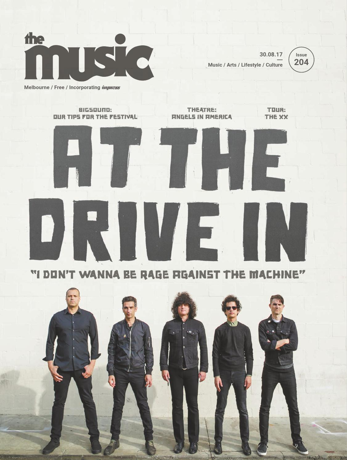 dd22effe The Music (Melbourne) Issue #204 by TheMusic.com.au - issuu