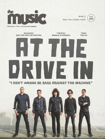The Music Melbourne Issue 204 By Themusic Issuu