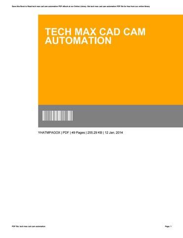 Cam ebook cad