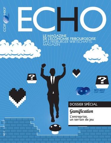 echo magazine juin 2017 by chambre de commerce et d'industrie du