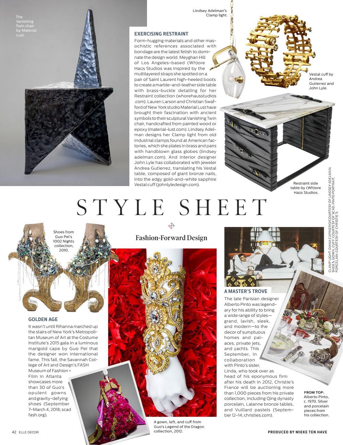 Tạp Chi Eo Decor Hehe By Design Magazines Issuu