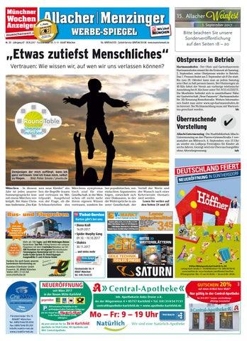 KW 35 2017 By Wochenanzeiger Medien GmbH   Issuu