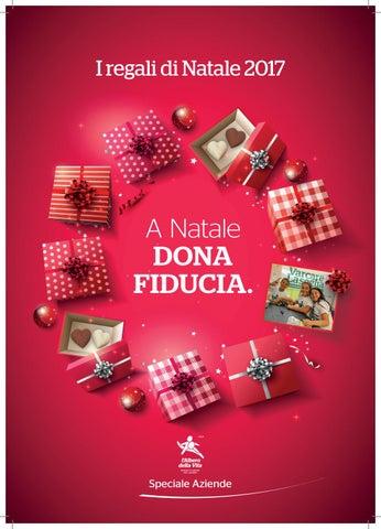 Regali Di Natale Personalizzati Per Aziende.Catalogo Campagna Natale Aziende 2017 By Bazar Solidale De L Albero