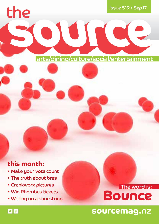 Source Sep issuu by The Source - issuu