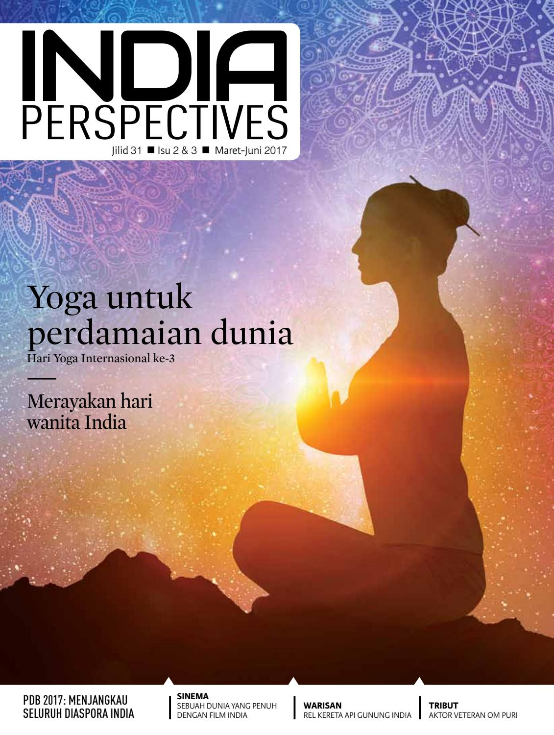 India Perspectives Indonesian March June 2017 By Indian