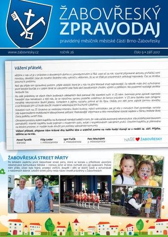 Žabovřeský zpravodaj 09 17 by čekit s.r.o. - issuu f923032ee3