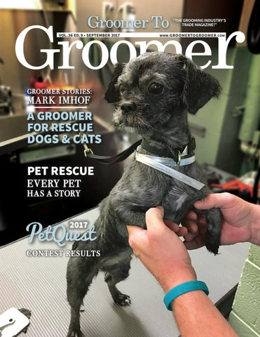 Groomer to groomer september 2017 by barkleigh issuu the grooming industrys trade magazine vol 36 ed 9 september 2017 solutioingenieria Choice Image
