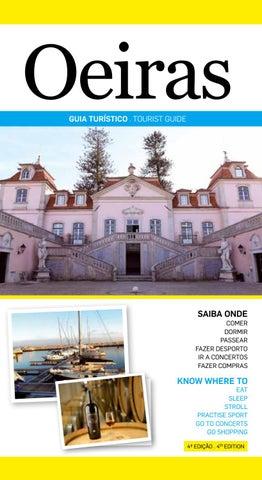 2b5e6690ea5 Guia Turístico de Oeiras - 4ª edição by Município Oeiras - issuu