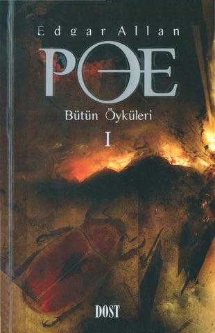 Edgar Allan Poe Bütün Hikayeleri 1 By Begüm Urgancı Issuu