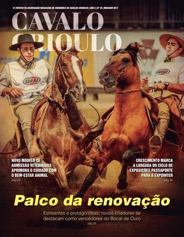 REVISTA DA ASSOCIAÇÃO BRASILEIRA DE CRIADORES DE CAVALOS CRIOULOS  6c9d53d6bd0