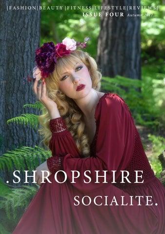 Image result for shropshire socialite issue 4