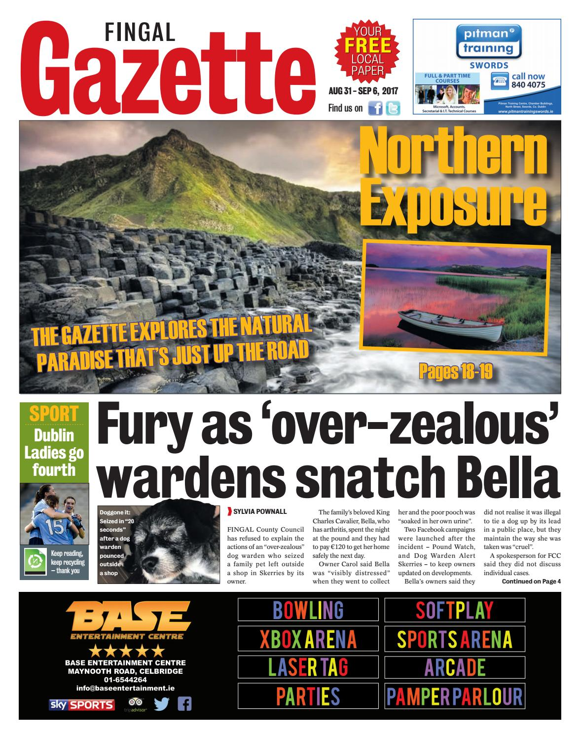 Dublin Gazette: Fingal Edition by Dublin Gazette - issuu
