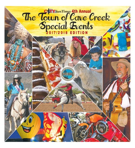 The Town of Cave Creek Special Events 2017-2018 Edition