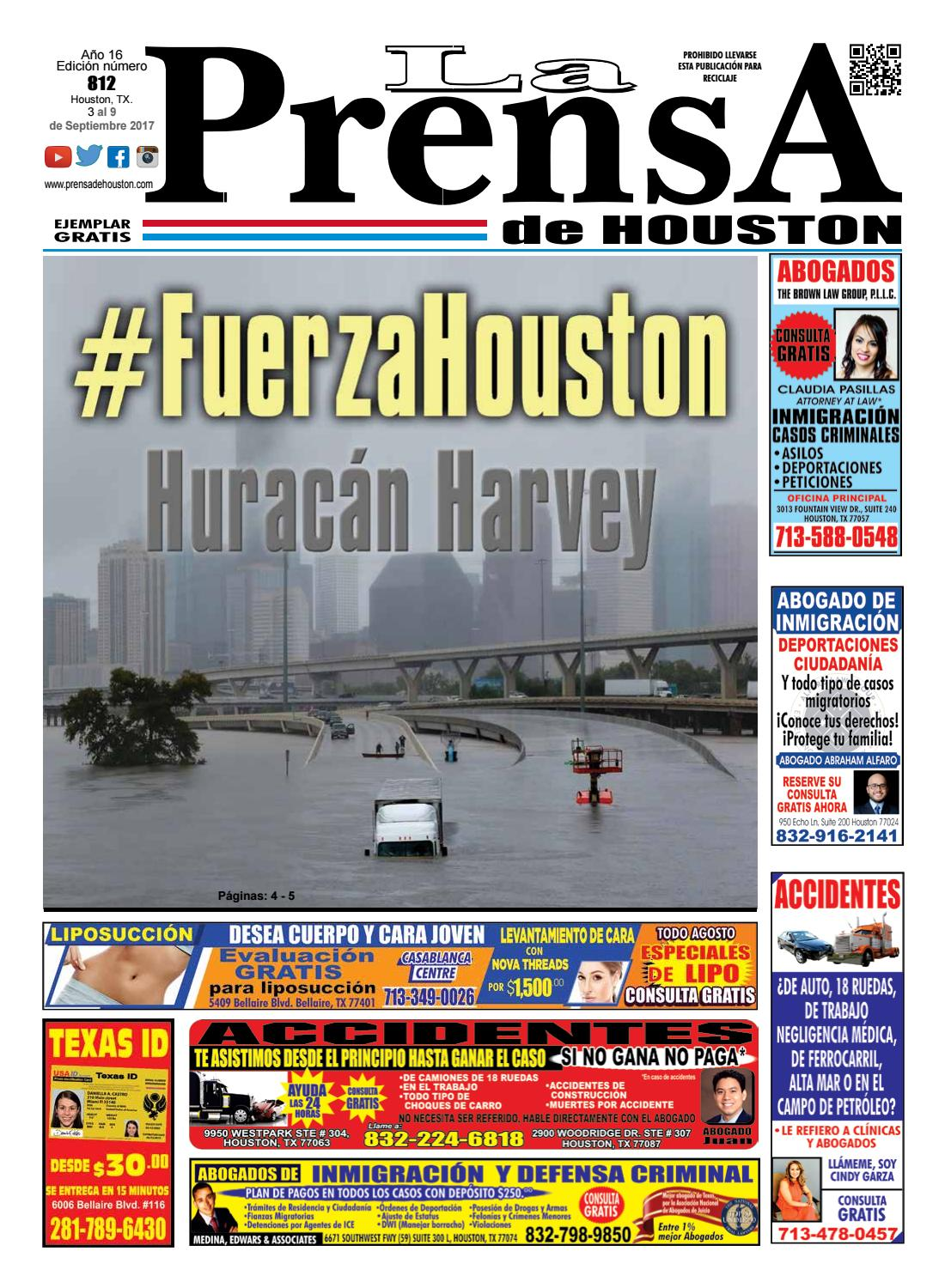 Edicion812 by La Prensa de Houston - issuu
