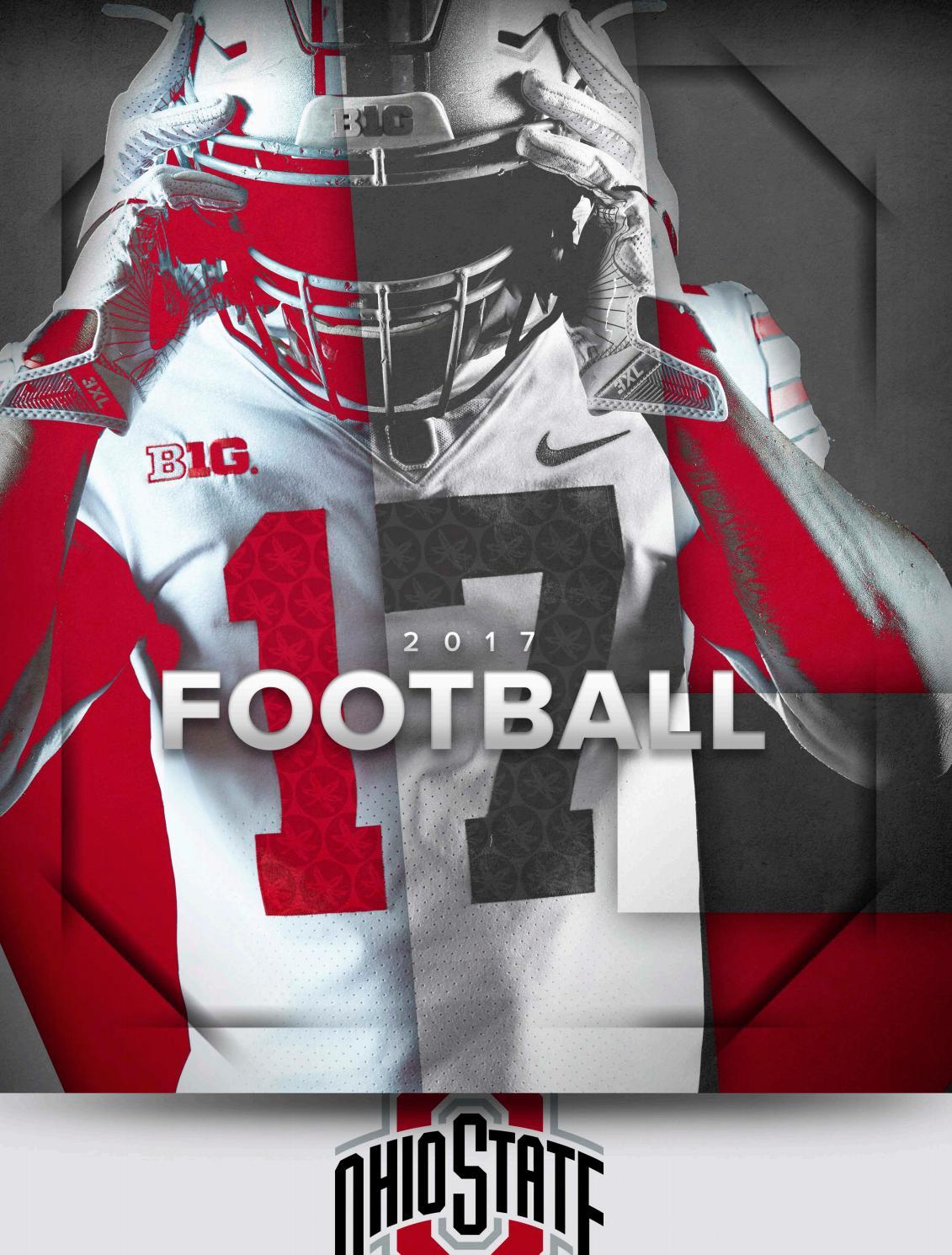 2017 Ohio State Football Team Guide by OhioStAthletics - issuu