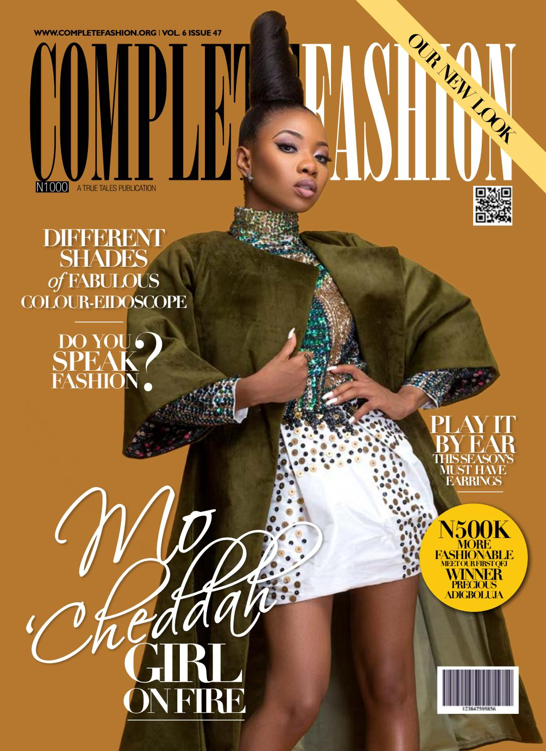 Complete Fashion Vol 6 Issue 47 By Complete Fashion Issuu