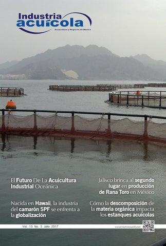 Industria acuicola 13 5 by Aqua Negocios SA de CV - issuu