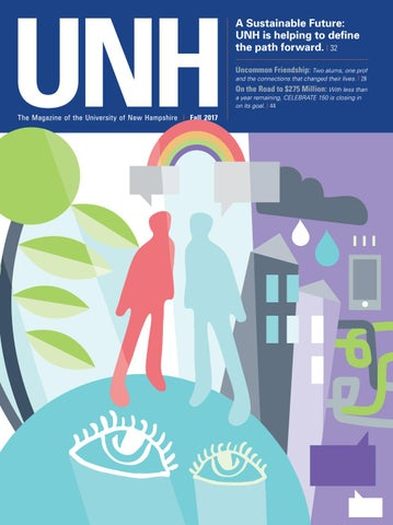 Unh Magazine Fall 2017 By University Of New Hampshire Issuu