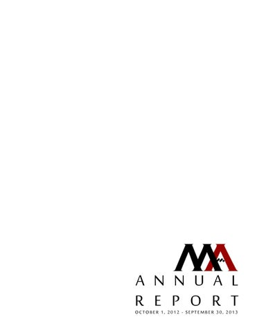 Annual Report 2012 2013 By Museum Of Art Deland Issuu