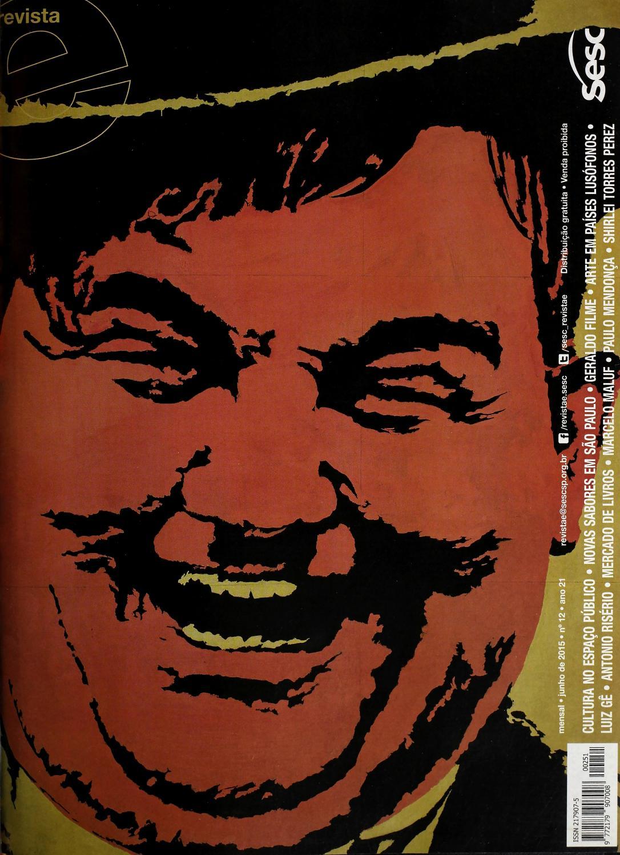 Revista E - Junho de 2015 - ANO 21 - Nº 12 by Sesc em São Paulo - issuu 360725ab9f