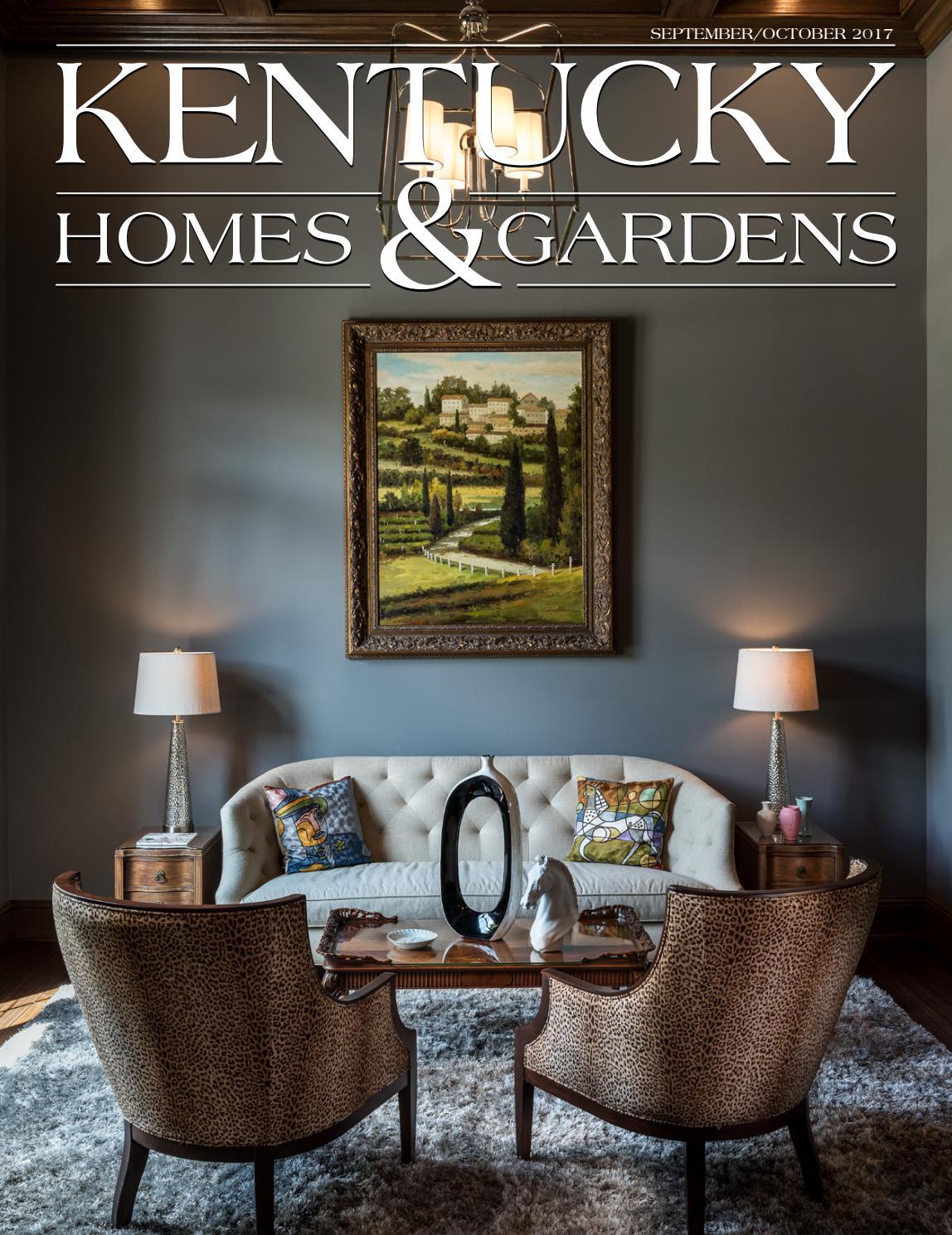 Kentucky Homes u0026 Gardens Louisville SepOct 2017
