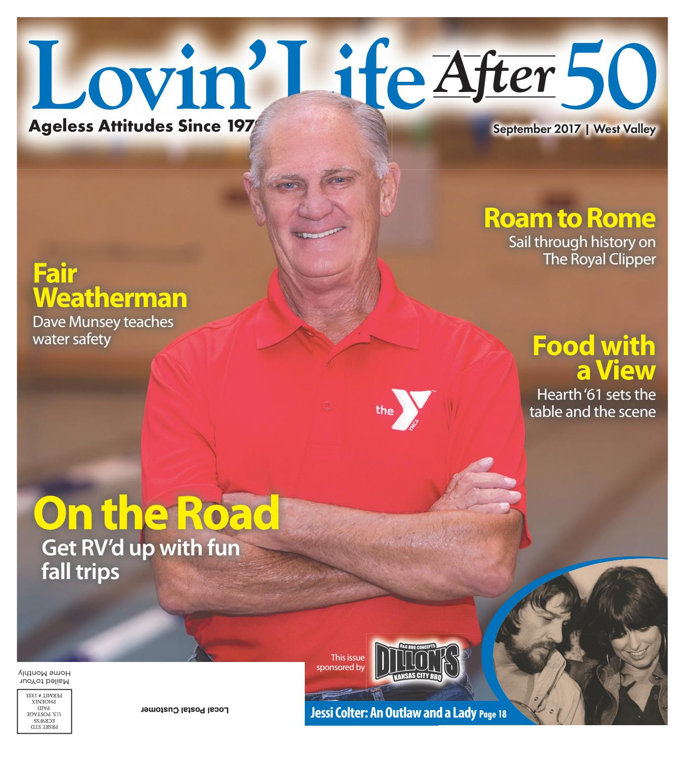 Lovin Life After 50 West Valley September 2017 By Times Media Aqua Water Jogging Belt For Your Run Cross Training Post Stroke Attack Size M Group Issuu