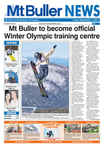 e5f06c8388 Mt Buller News by provincial press group - issuu