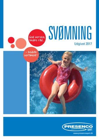 97f57a7aca3 Presenco sport svømmekatalog 2017 by Presenco Sport A/S - issuu