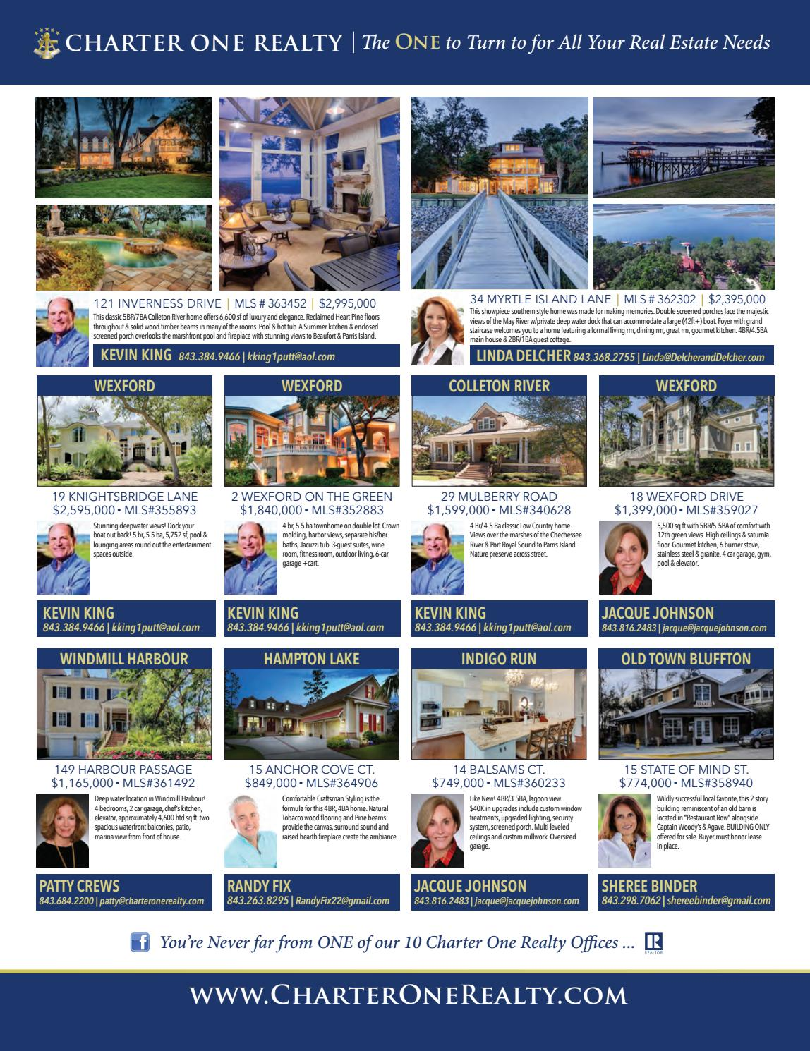 Hilton Head Monthly September 2017 by Hilton Head Monthly