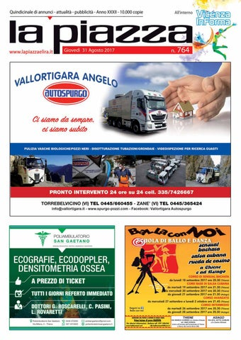 d2053fce27cb98 La Piazza thiene 764 by Pubblistudio Pubblicità srl - issuu
