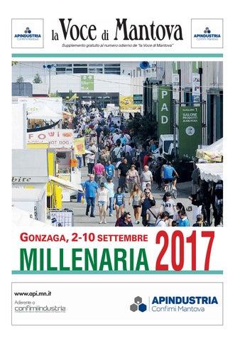 Dalzini Poltrone Relax.Speciale Millenaria 2017 By La Voce Di Mantova Issuu